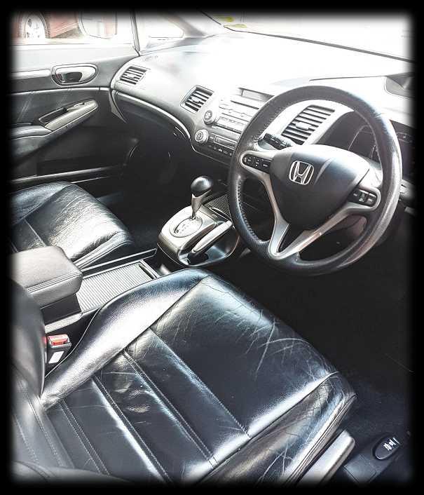 2010 Honda Civic hatch 1.8 VXi automatic