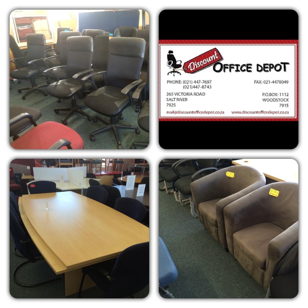 Discount Office Furniture Depot Cape Town Junk Mail