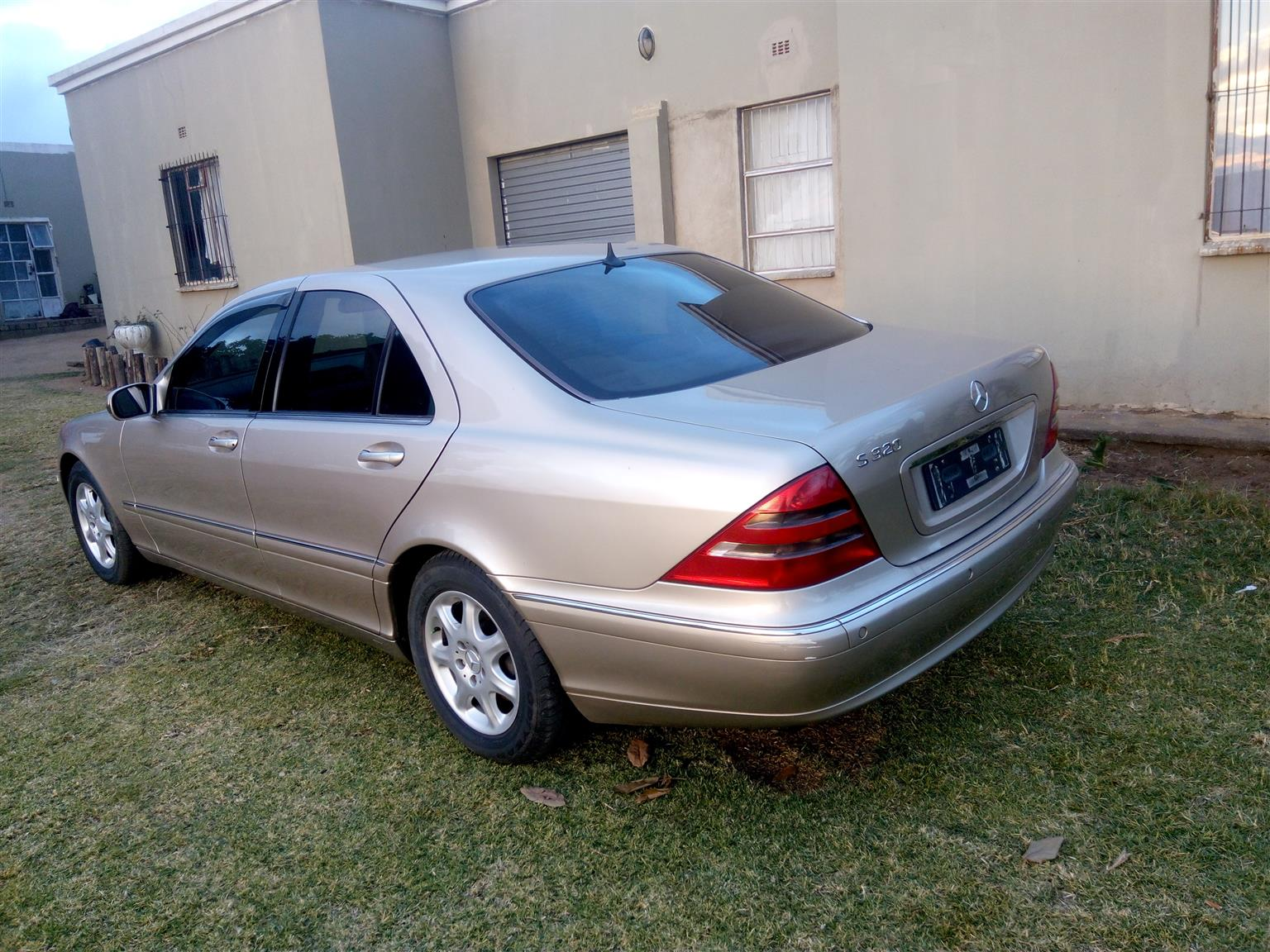 Luxury Mercedes Benz S Class S320CDI for sale