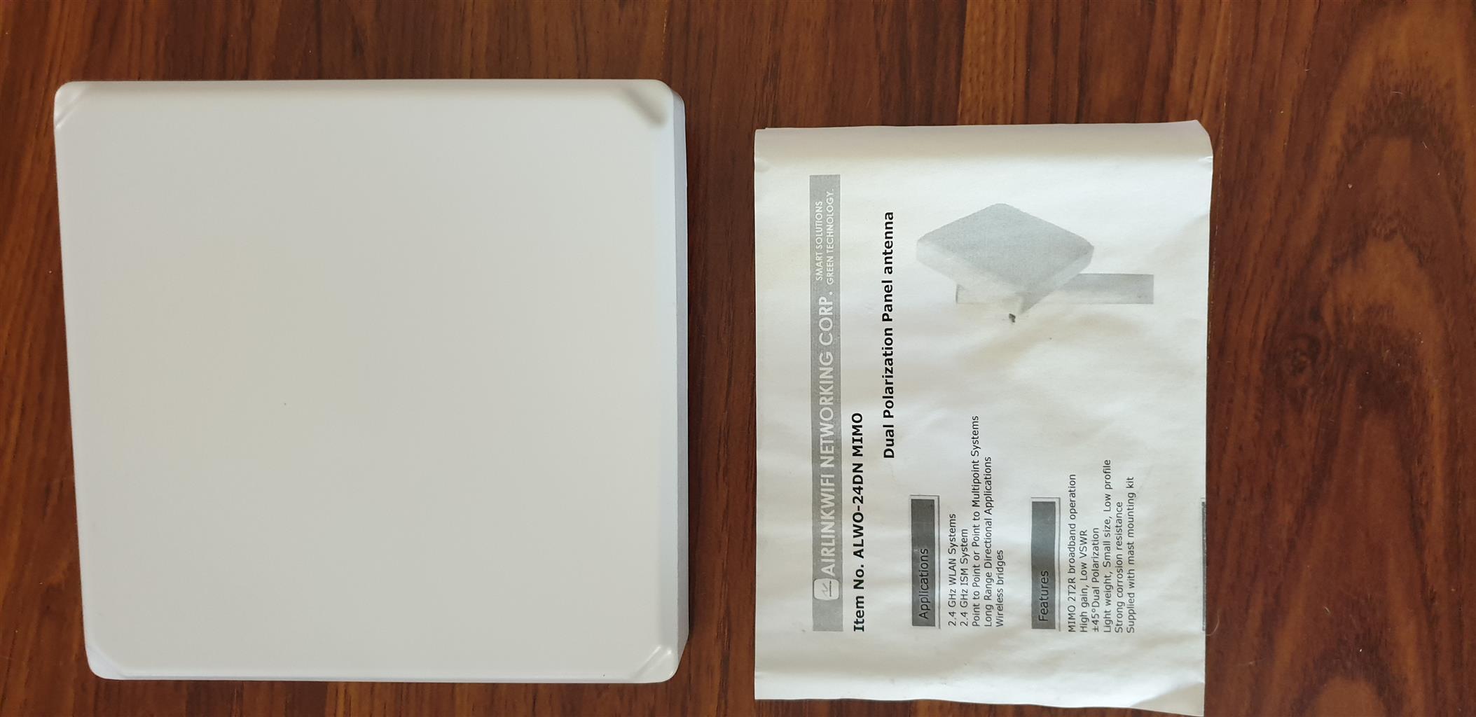 Wi-Fi panels