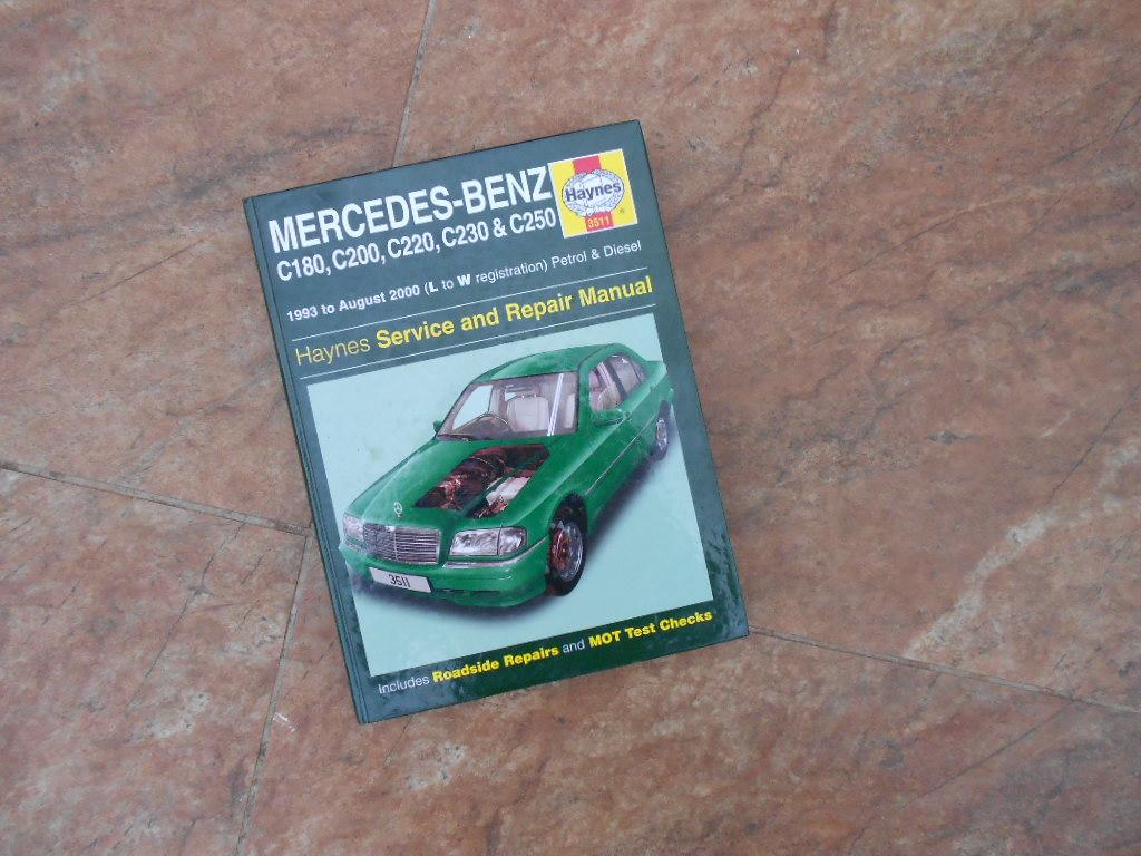 Mercedes-Benz workshop manual
