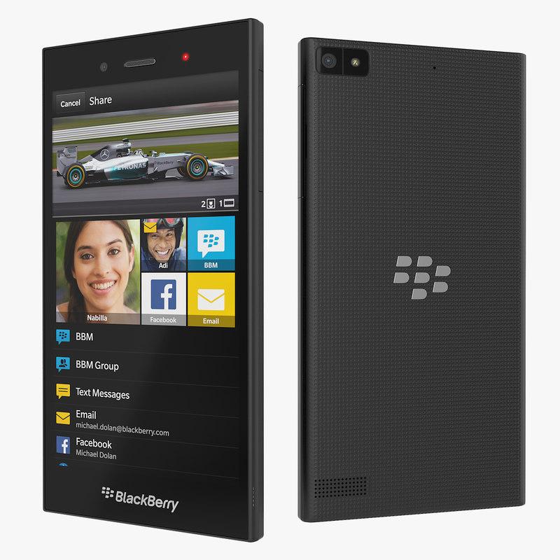 REFURBISHED BLACKBERRY Z3 SMARTPHONE