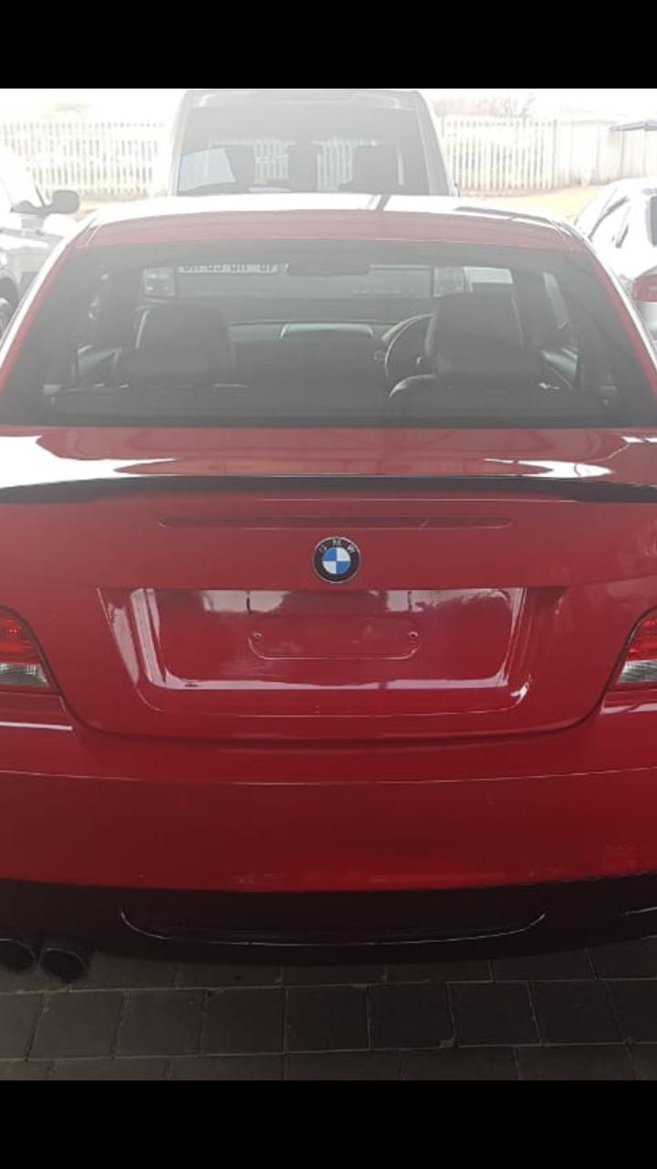 2010 BMW 2 Series coupe