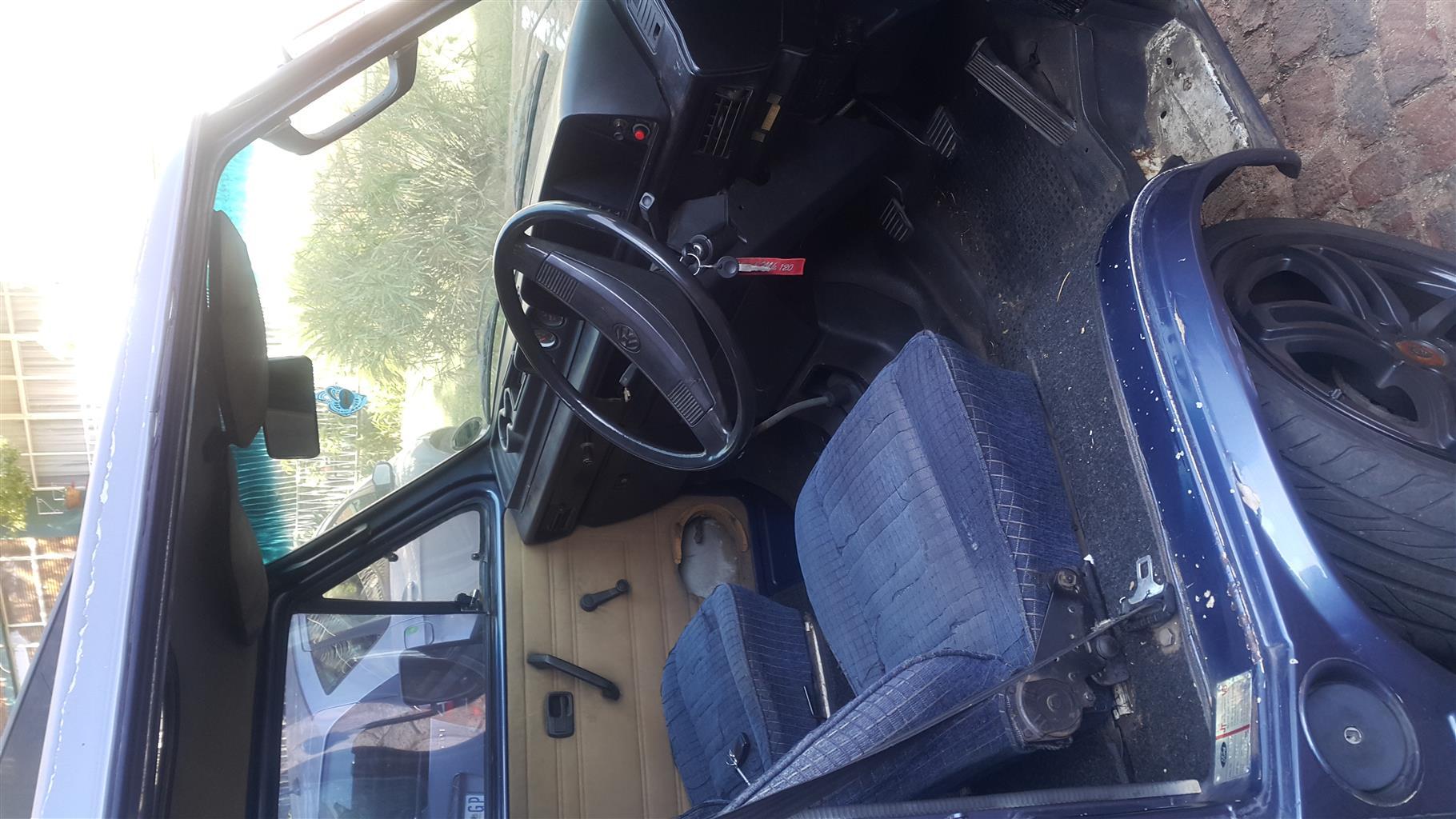 Vw Transporter Double cab