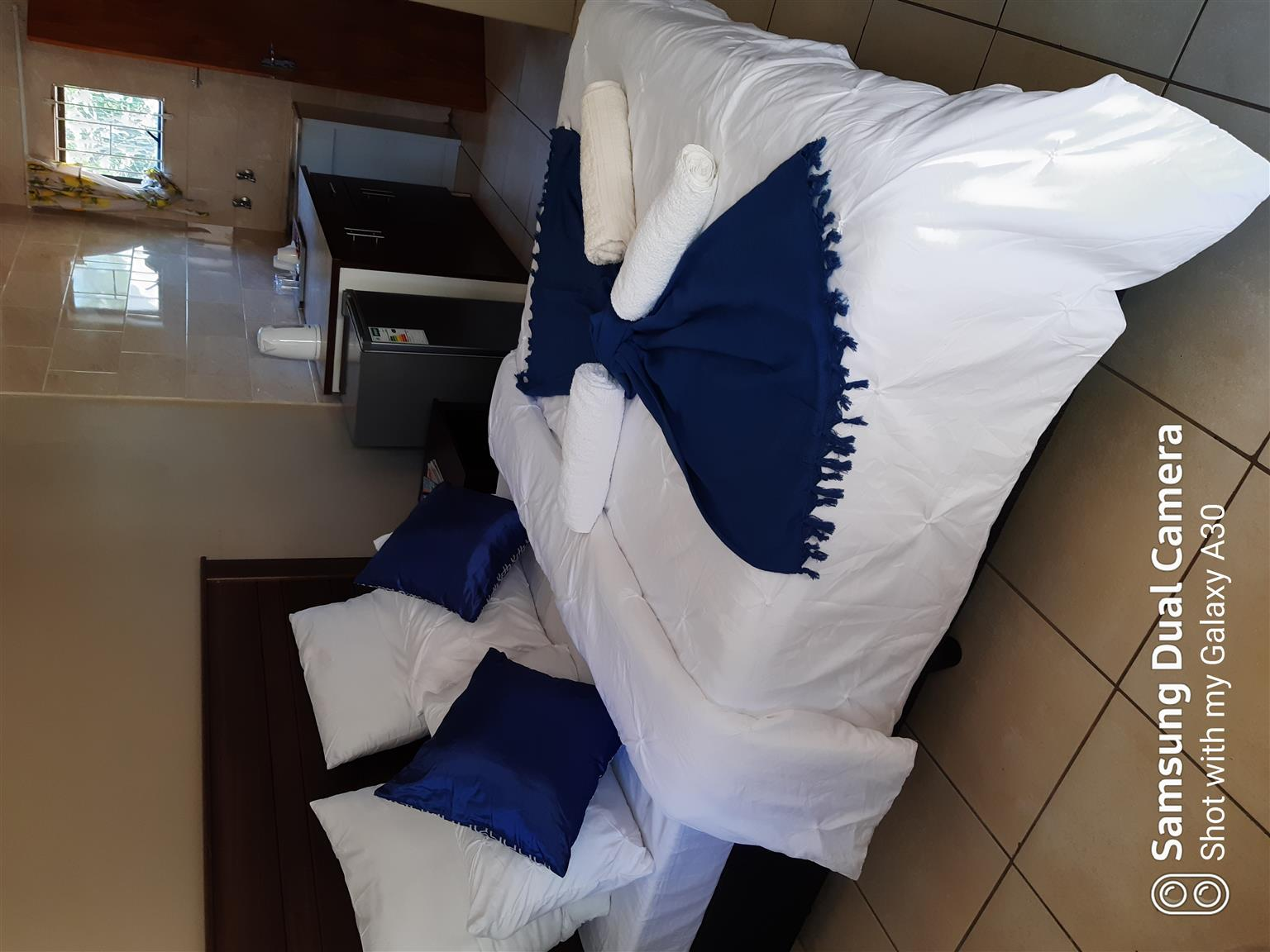 Fully furnished rooms for short stay