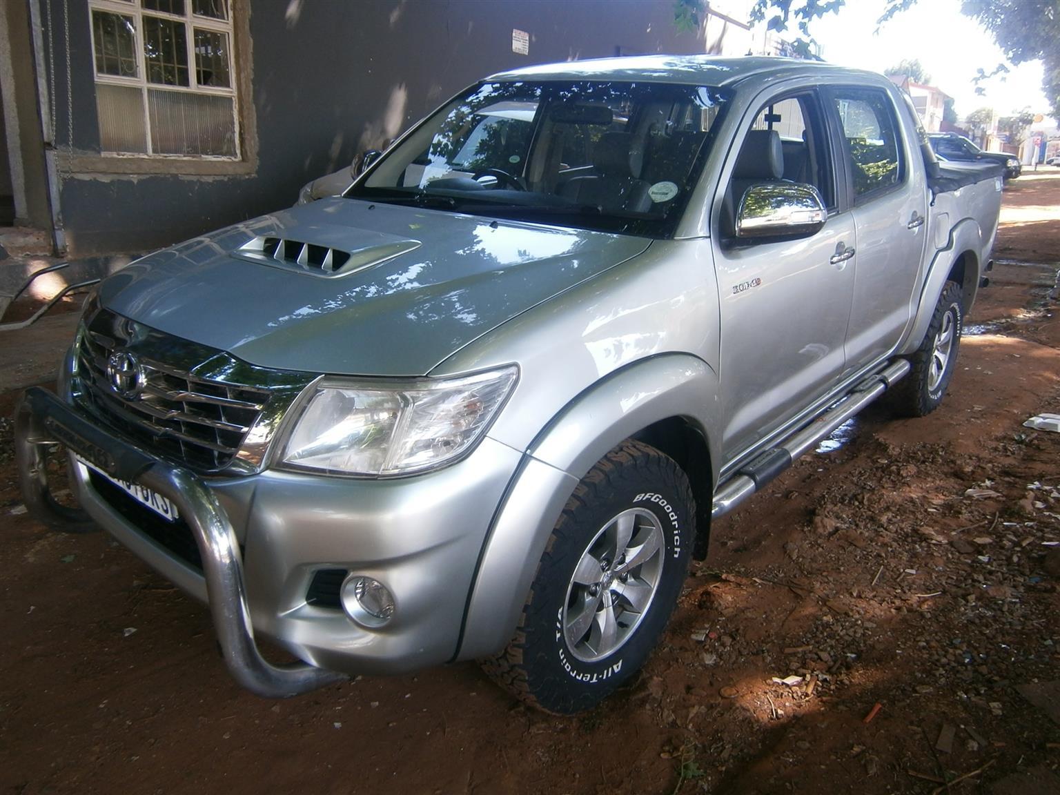 2010 Toyota Hilux 3.0D 4D 4x4 Raider Legend 40