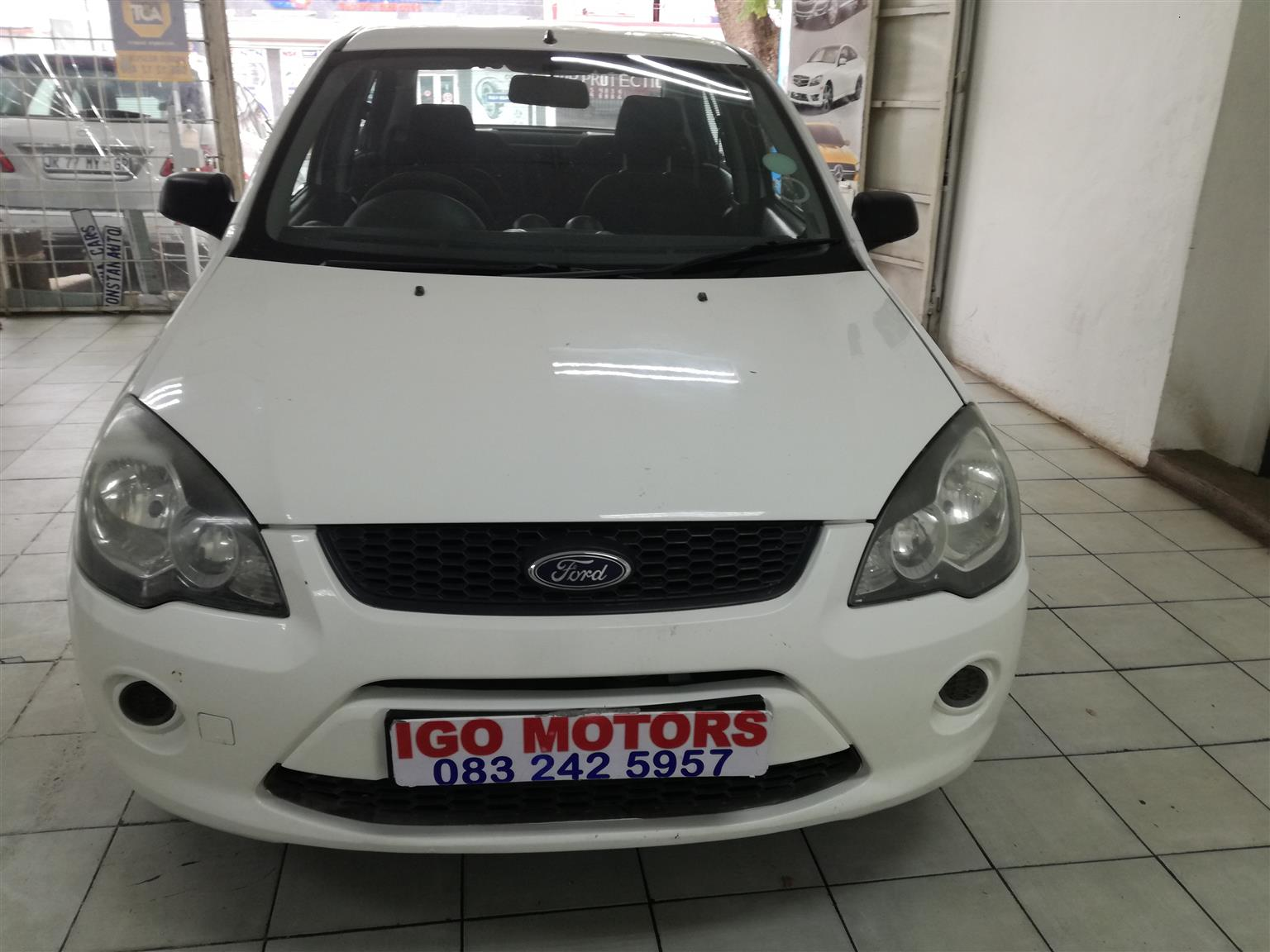 2014 Ford Ikon Sedan 1.6 Manual 85,000km R64,000