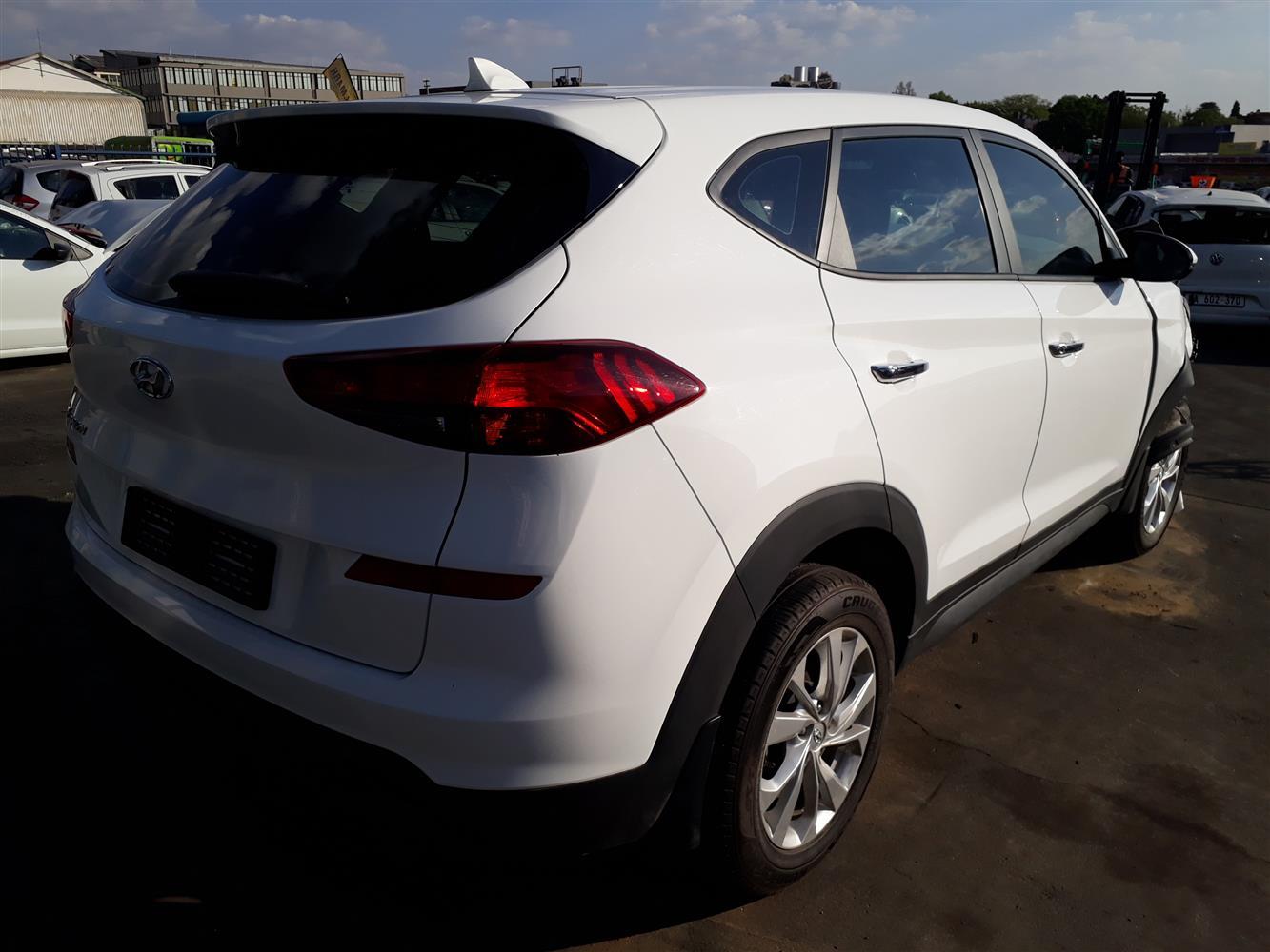 2019 Hyundai Tucson 2.0 Premium auto Code 2