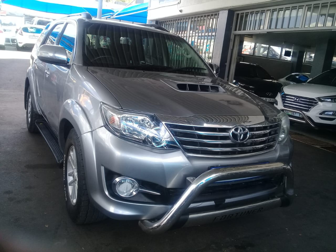 Toyota Fortuner 2.4GD 6