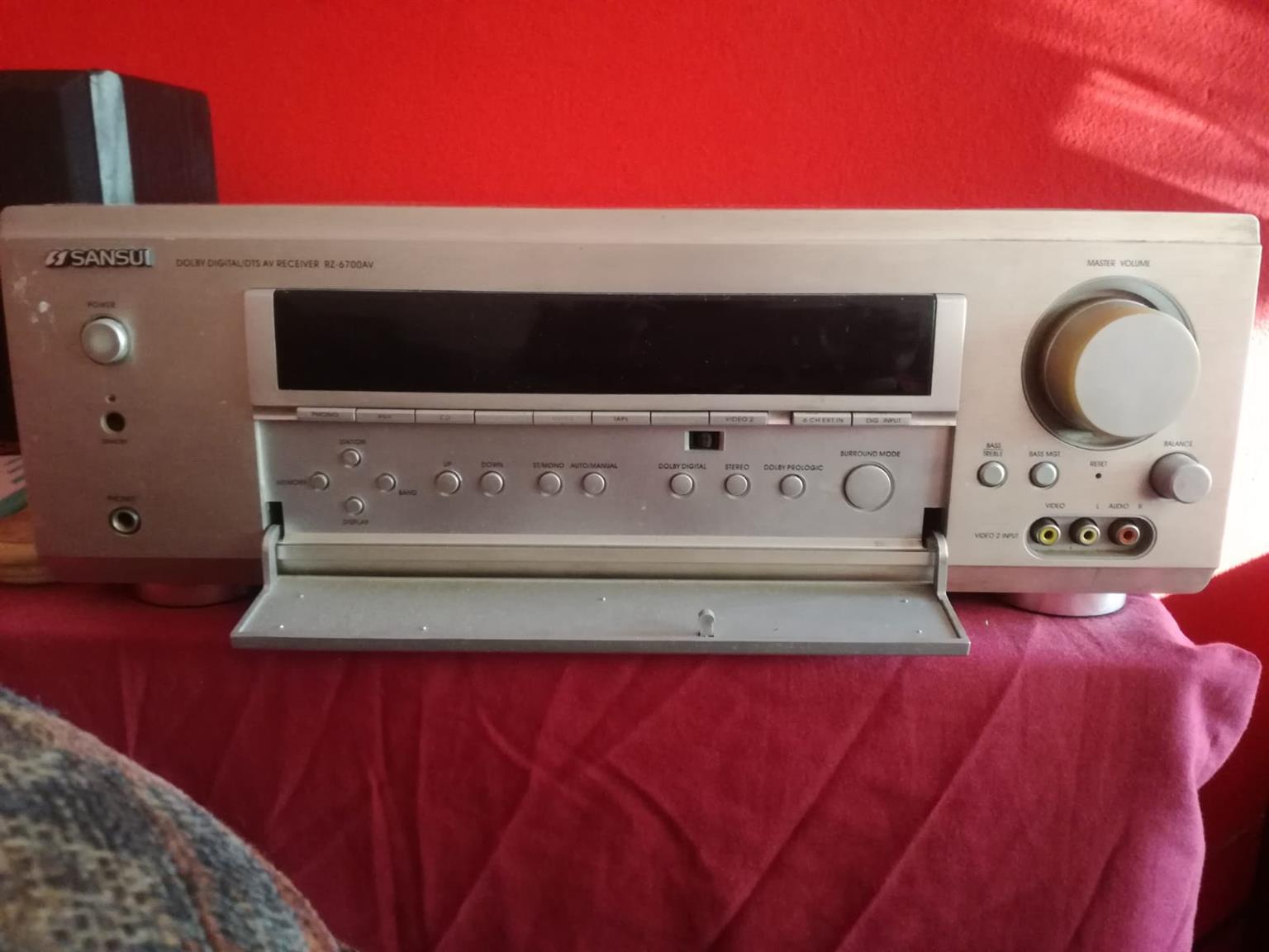 Sansui 6.1 Home Amplifier