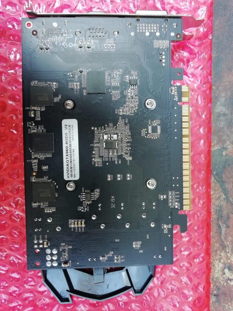 Brand new GTX 960 4GB v2, gaming graphics card