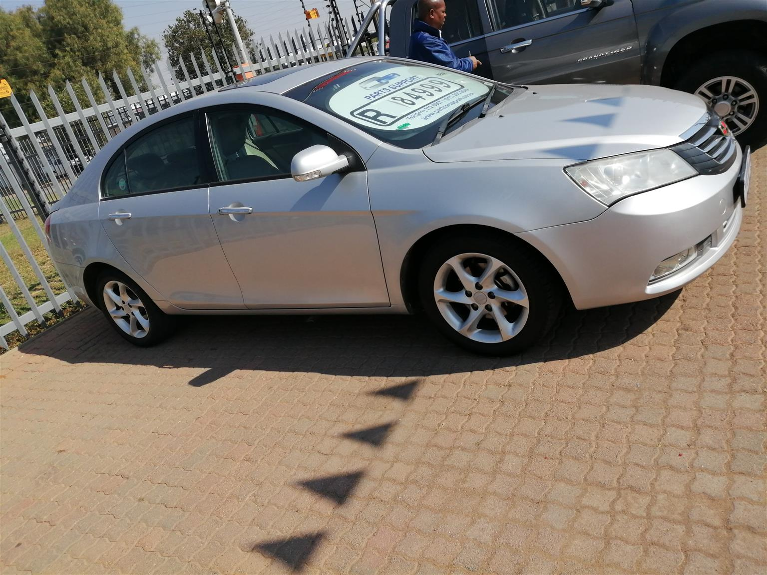2014 Geely Emgrand