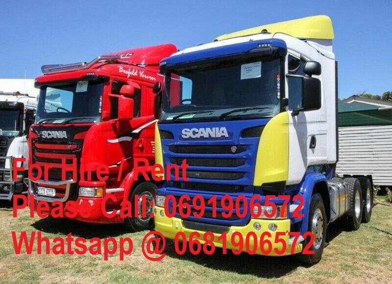 34 TON SIDE TIPPERS FOR HIRE 0681906572