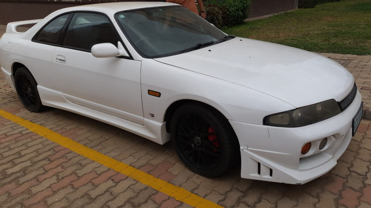 1997 Nissan Skyline