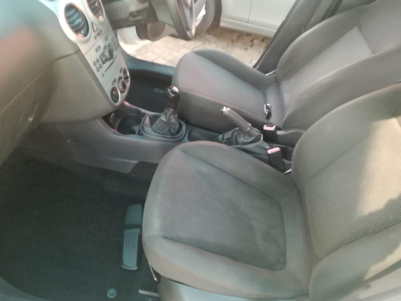 2007 Nissan Micra 1.5dCi 3 door Tekna