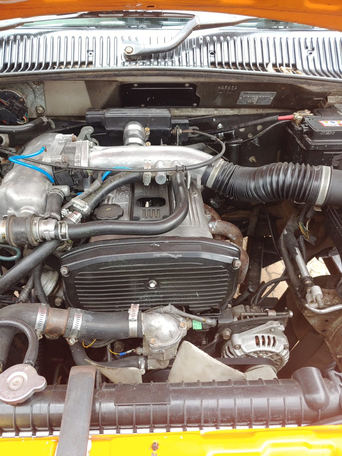 1998 Kia Sportage 2.0 4x4