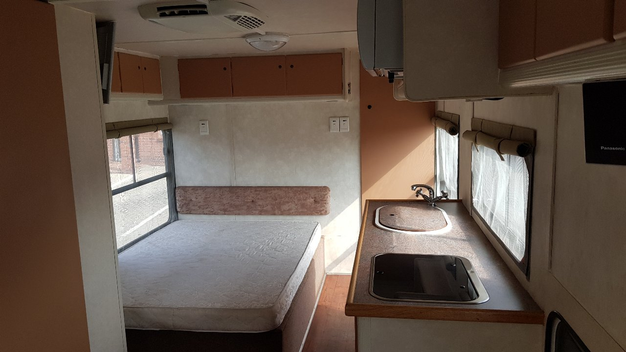 2007 Mercedes-benz Atego 1017 4x4 Camper