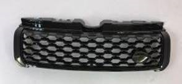 LAND ROVER EVOQUE DYNAMIC 2016- Limited edition grille(Dynamic) black&Grew moulding