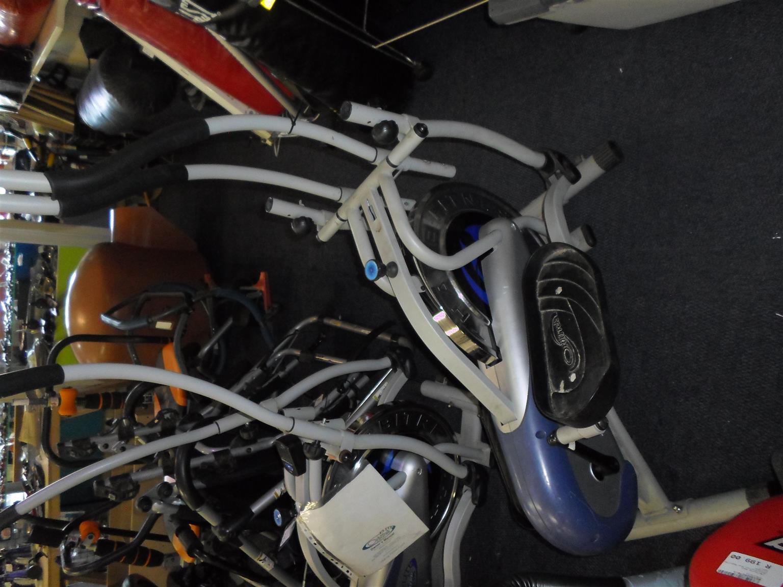 Orbitrek Elite Exercise Bicycle