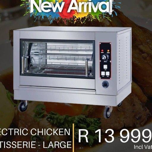 Chicken Rotisserie &Griller Combos