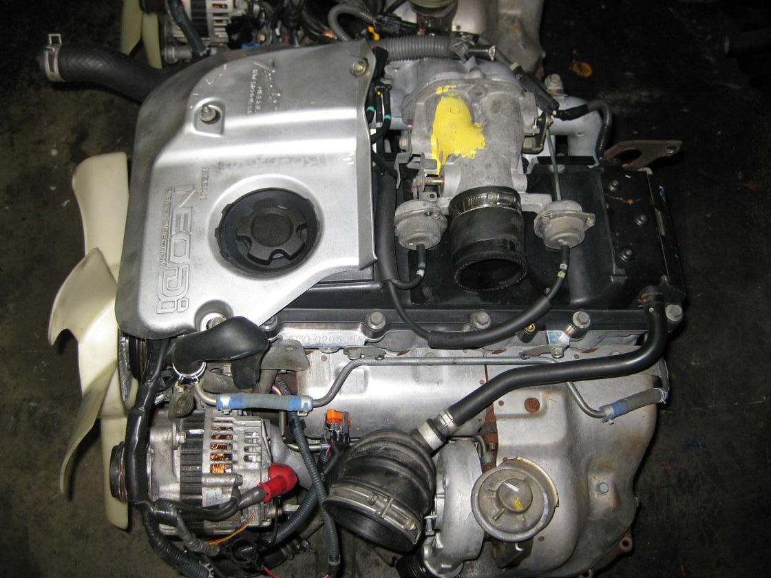 NISSAN CARVAN/TERRANO 3 0L, ZD30T Engine