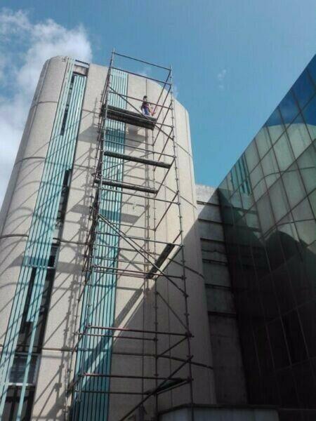 Scaffolding Hire Contractor