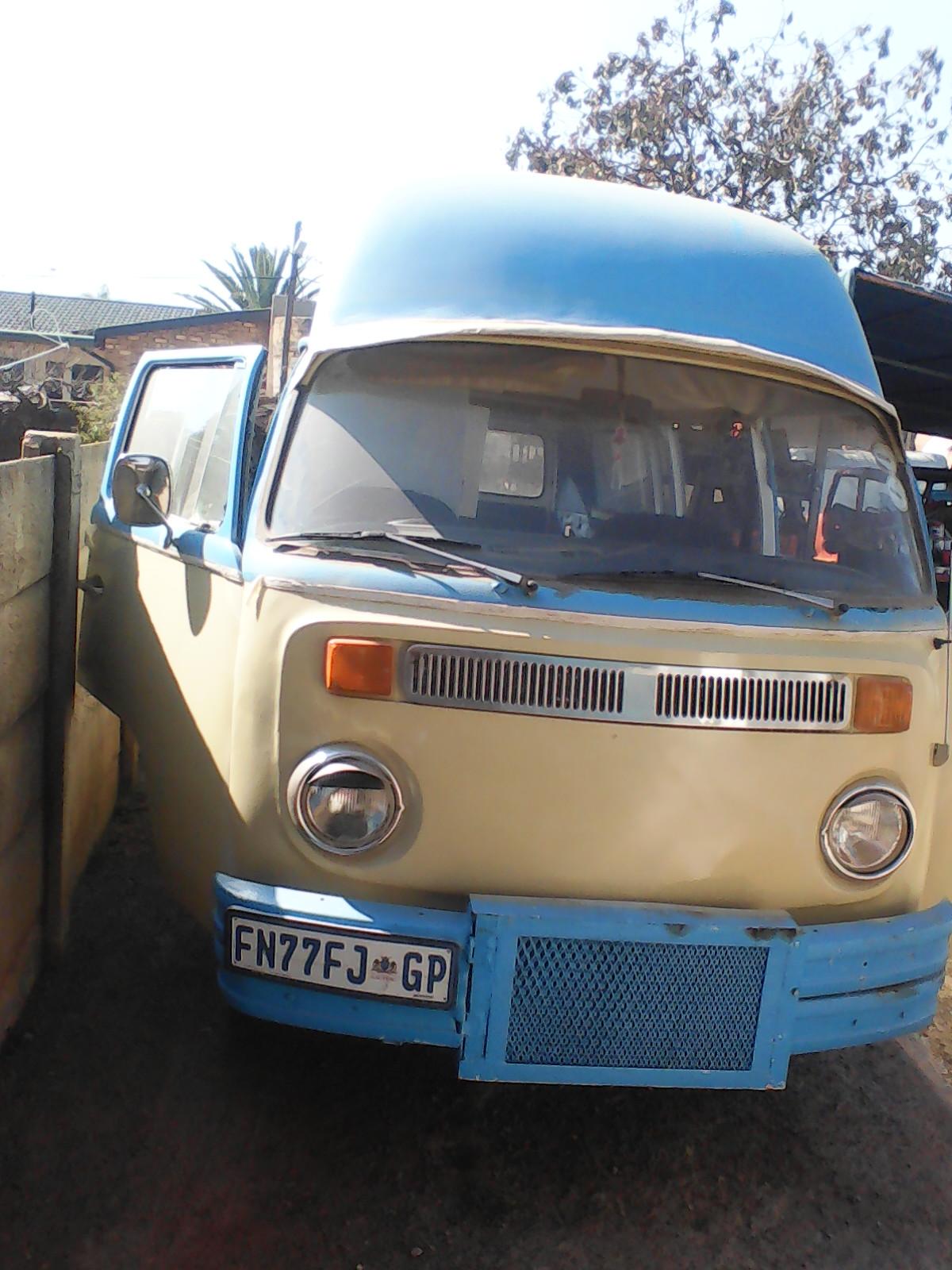 1975 VW Kombi 2.0TDI 103kW LWB