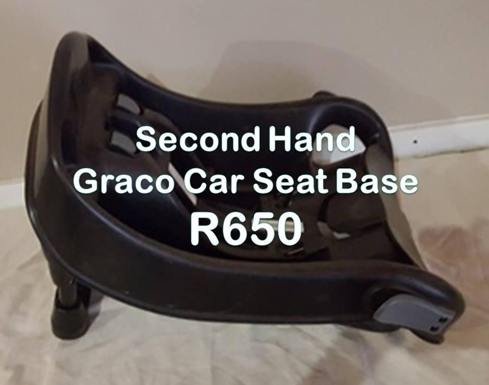 Secondhand Graco Car Seat Base