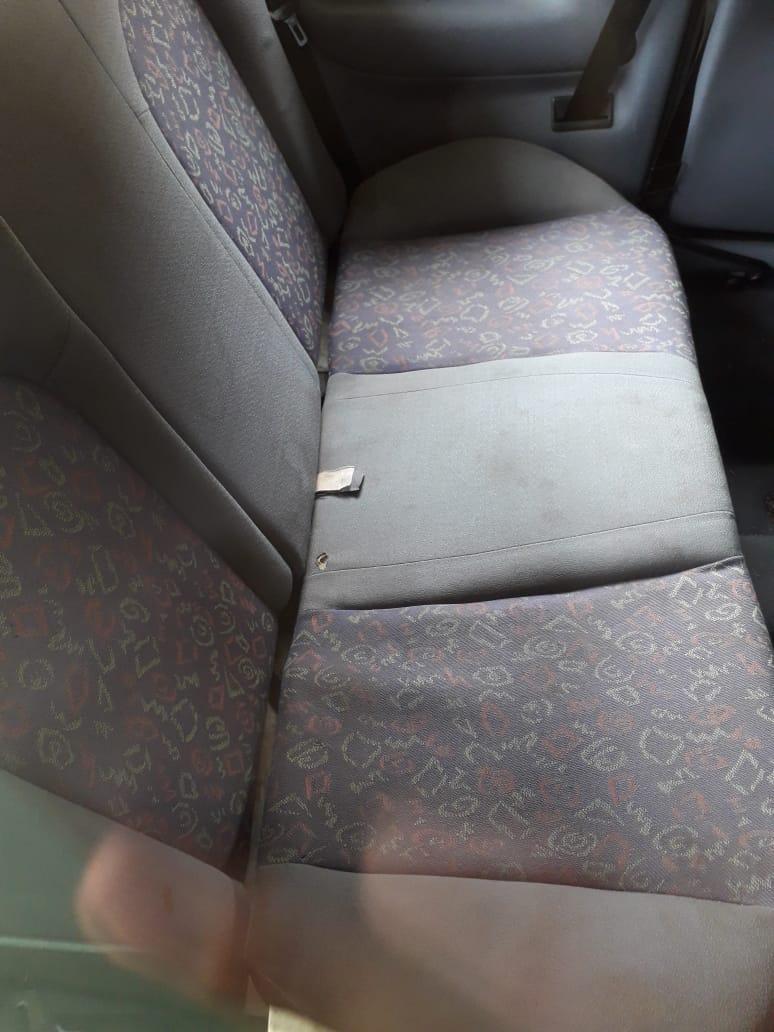 1998 Mazda 121