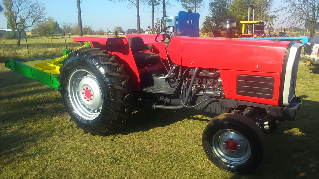 F M 365 Tractor For Sale Junk Mail