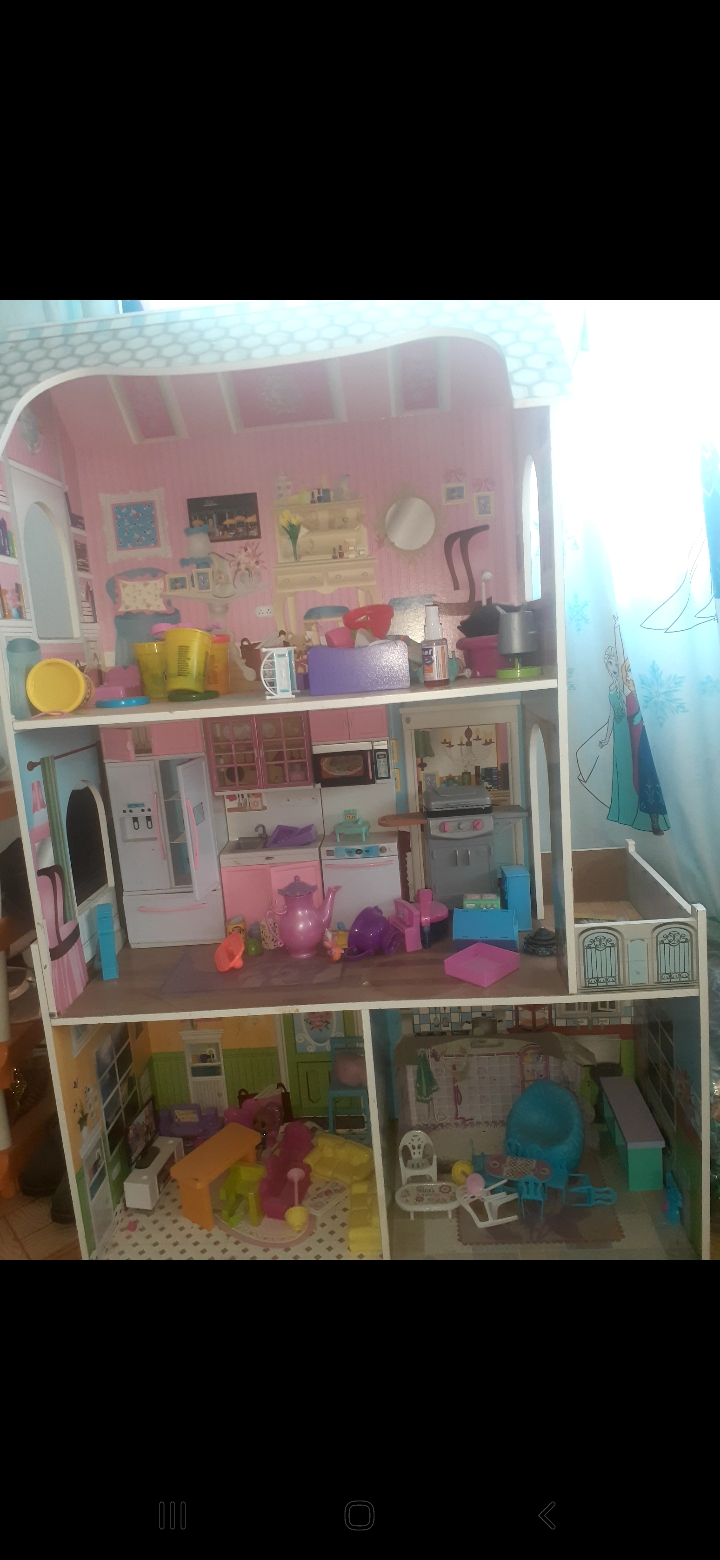 kids doll house for sale