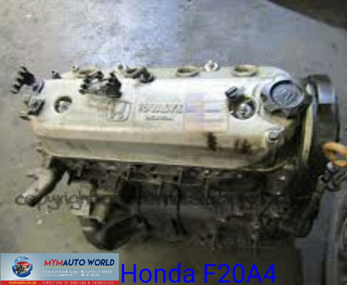 Imported used engines, HONDA PRELUDE 2.0L 16V, F20A4