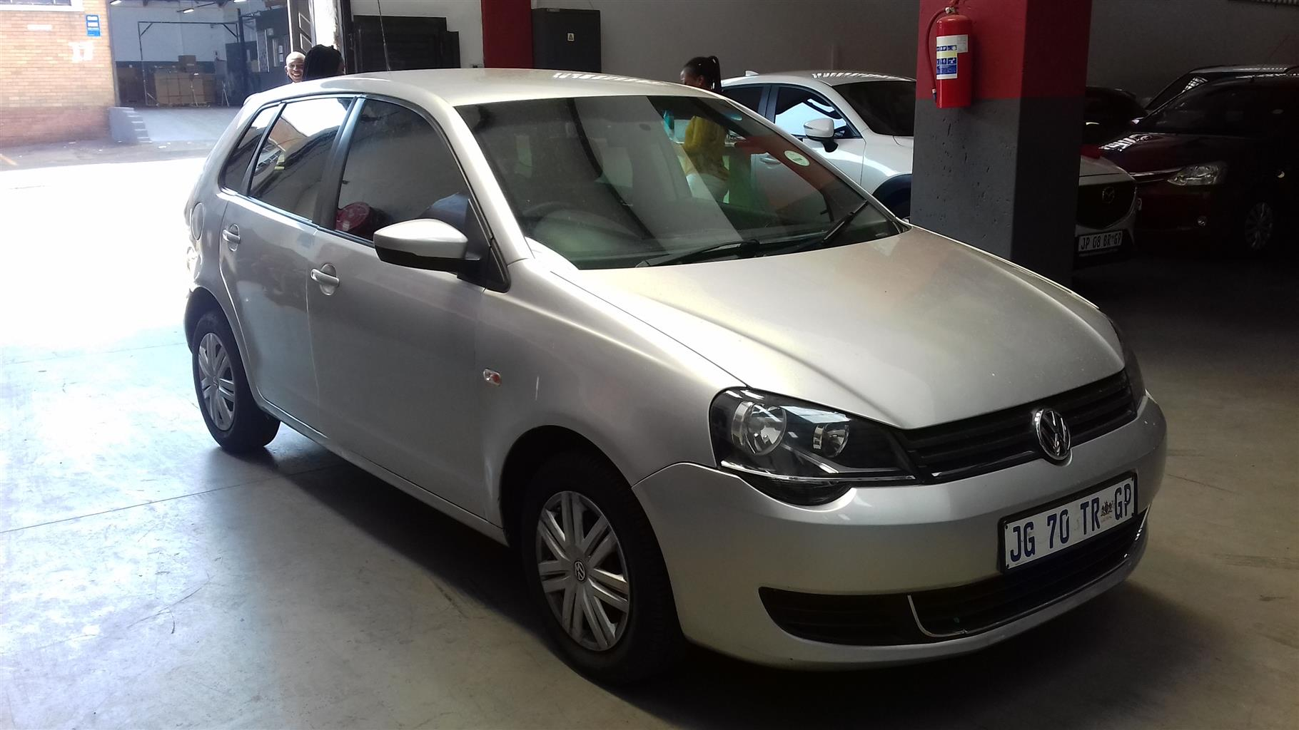 2017 VW Polo Vivo hatch 1.4 Trendline auto