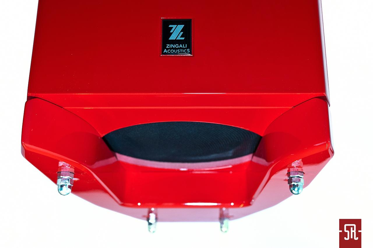 ZINGALI HOME MONITOR PLUS 2.8 LOUDSPEAKERS