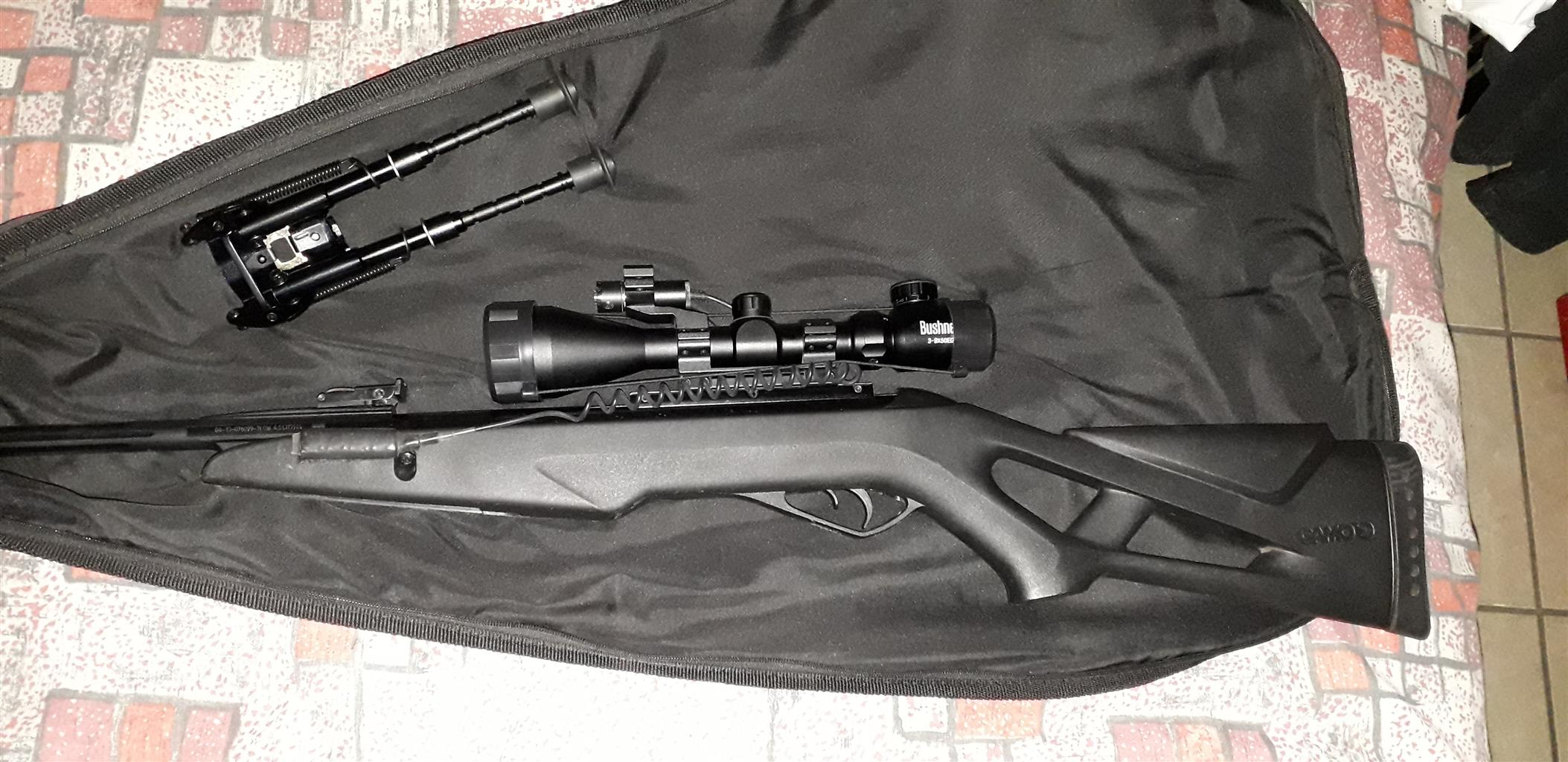 Gamo whisper-x vampir air Rifle | Junk Mail
