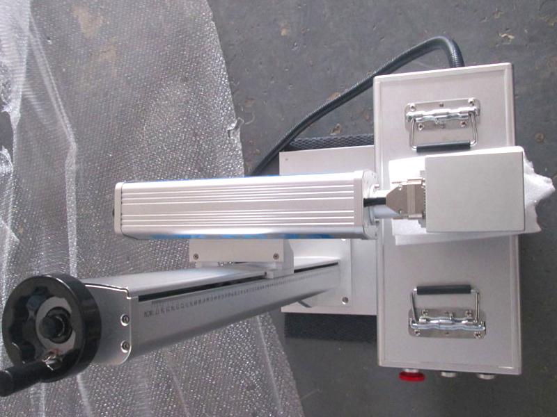 LLM-200F20 LabelMark 20W 200x200mm Optical-Fibre Laser Marking & Labelling Machine Laser