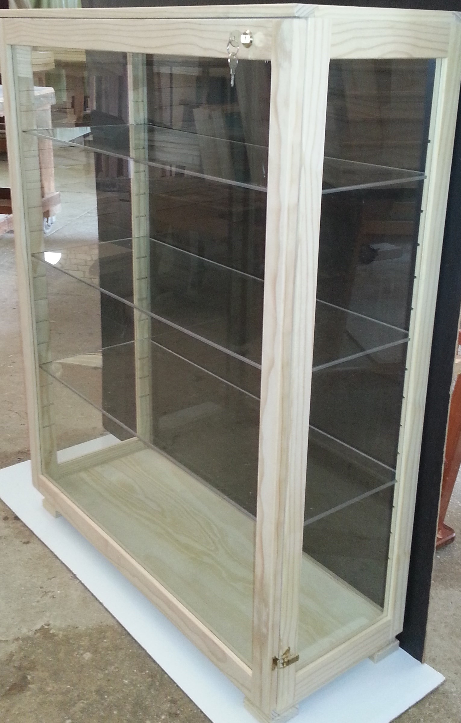 Show /Display Cabinets Beautiful Quality ,Custom made