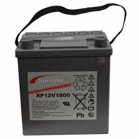65ah PSS sealed rechargeable batteries R900