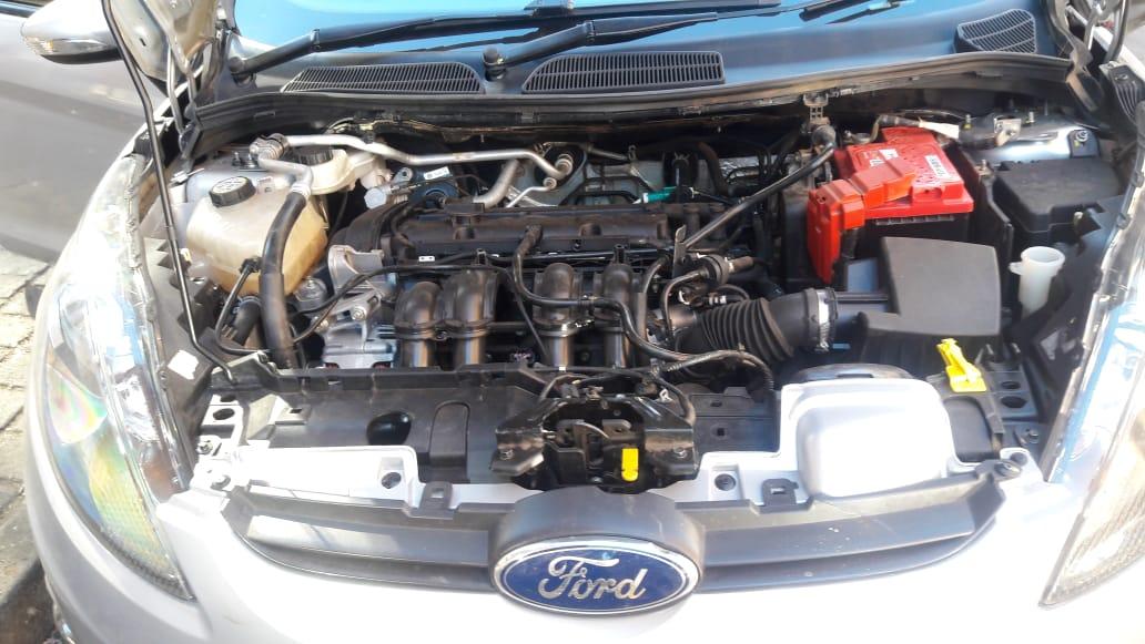 2011 Ford Fiesta sedan 1.4 Ambiente