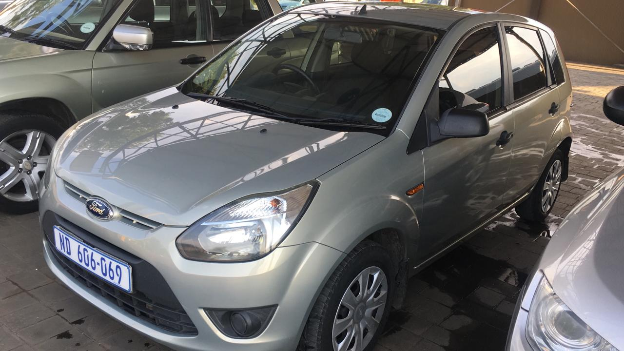 2012 Ford Figo hatch FIGO 1.5Ti VCT TREND (5DR)