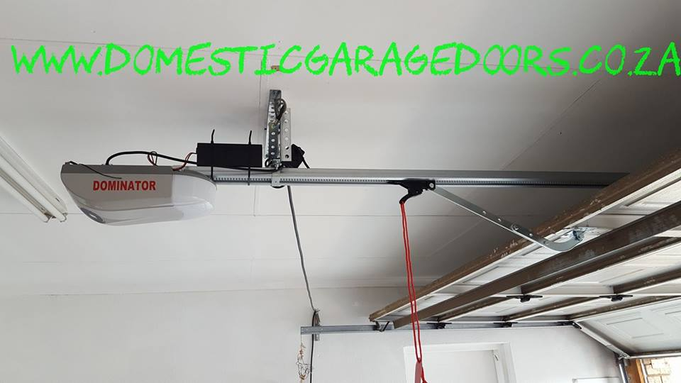 Powerful Garage door motors with battery back up and installations