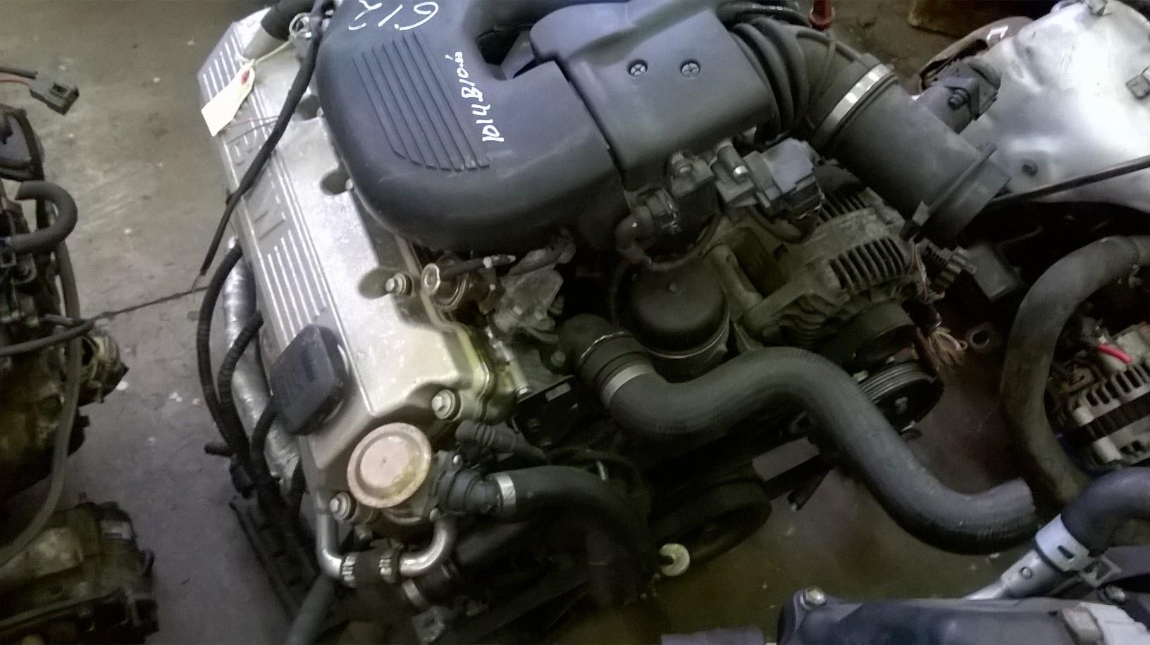 Bmw E46 318i 8v Engine