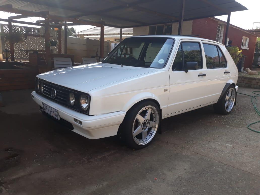 1989 VW Golf 2.0 Trendline