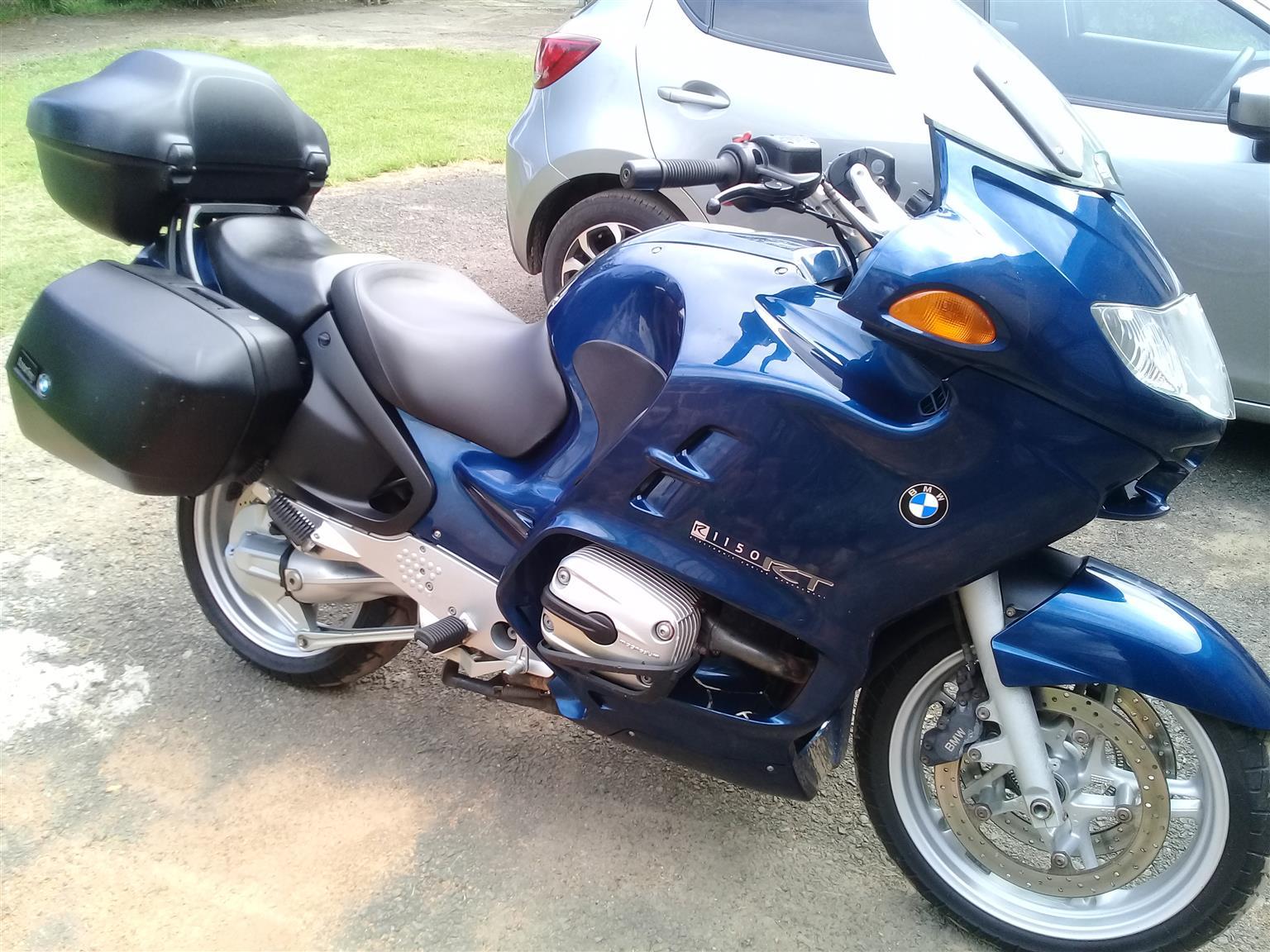 2003 BMW R1150