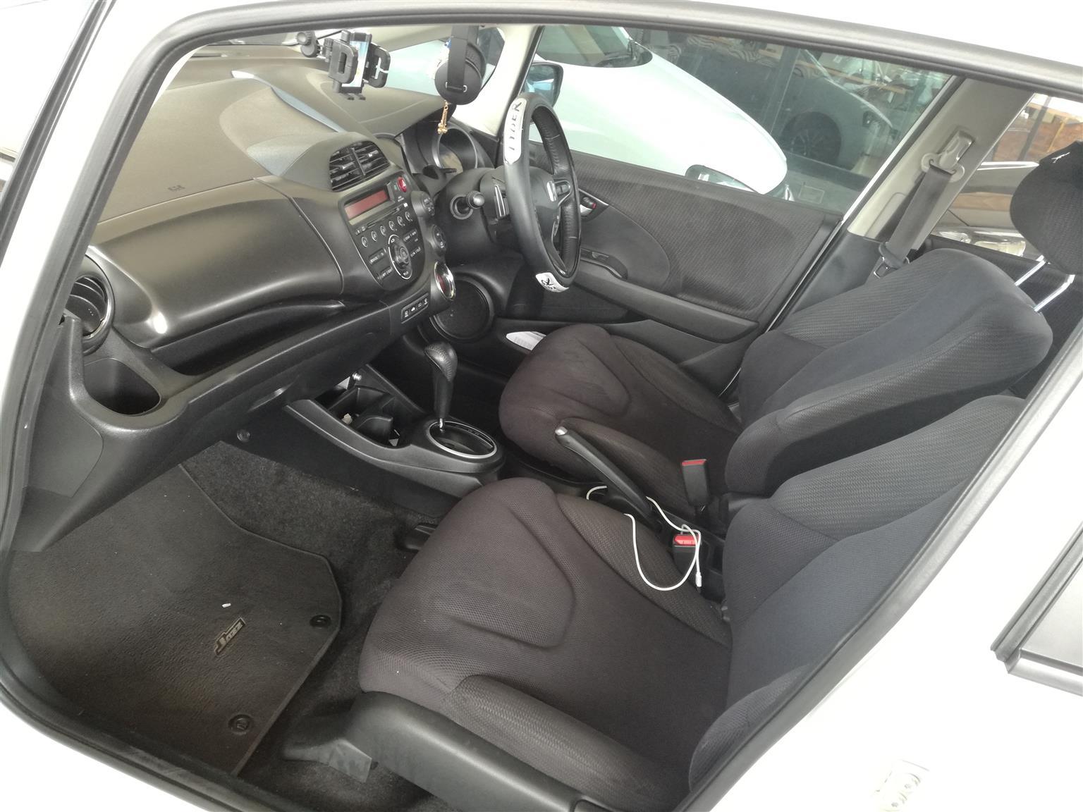 2012 Honda Jazz 1.5 Elegance auto