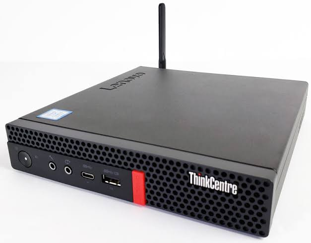 Think centre Lenovo tiny Desktop computer on sale
