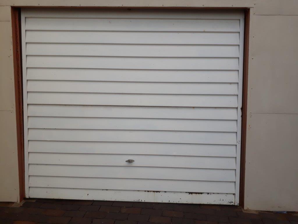 Garage Door Tip-up