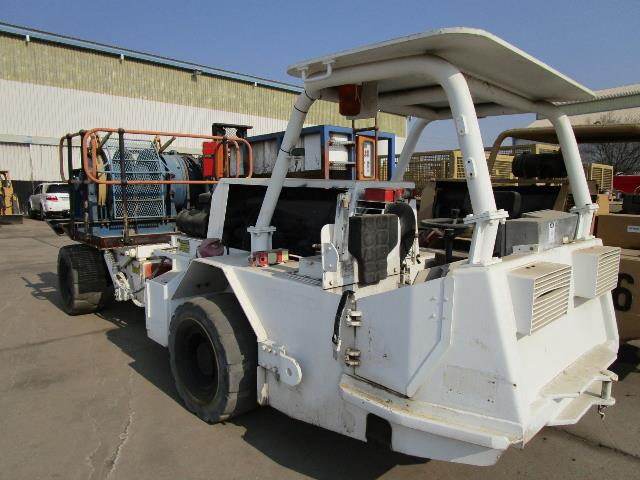 Aard UV80-CC, Winch Utility Vehicle - ON AUCTION
