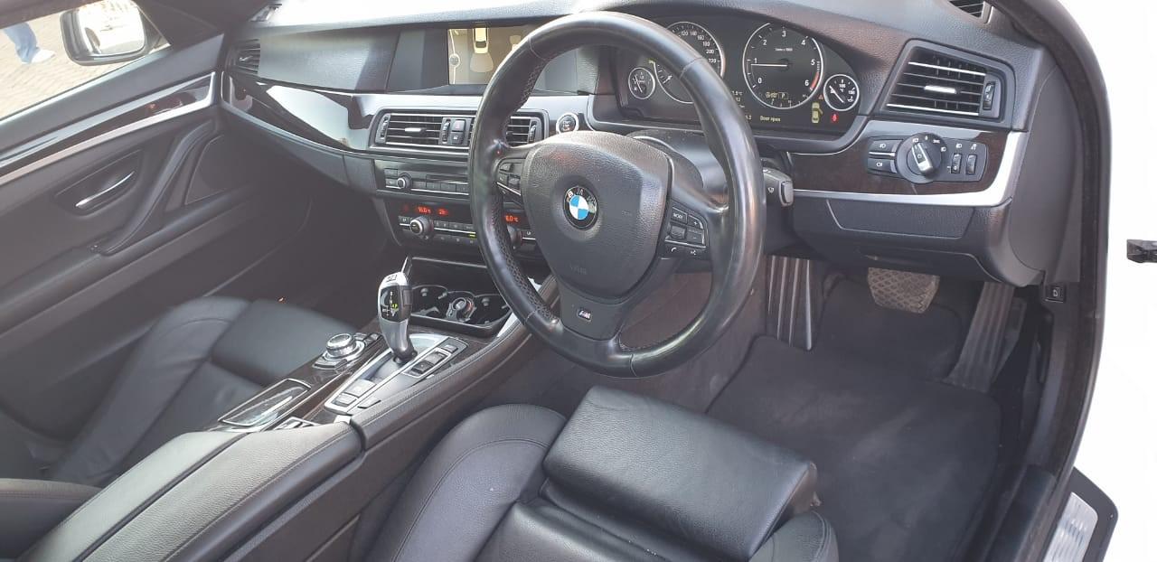 2013 BMW 5 Series 520d M Sport