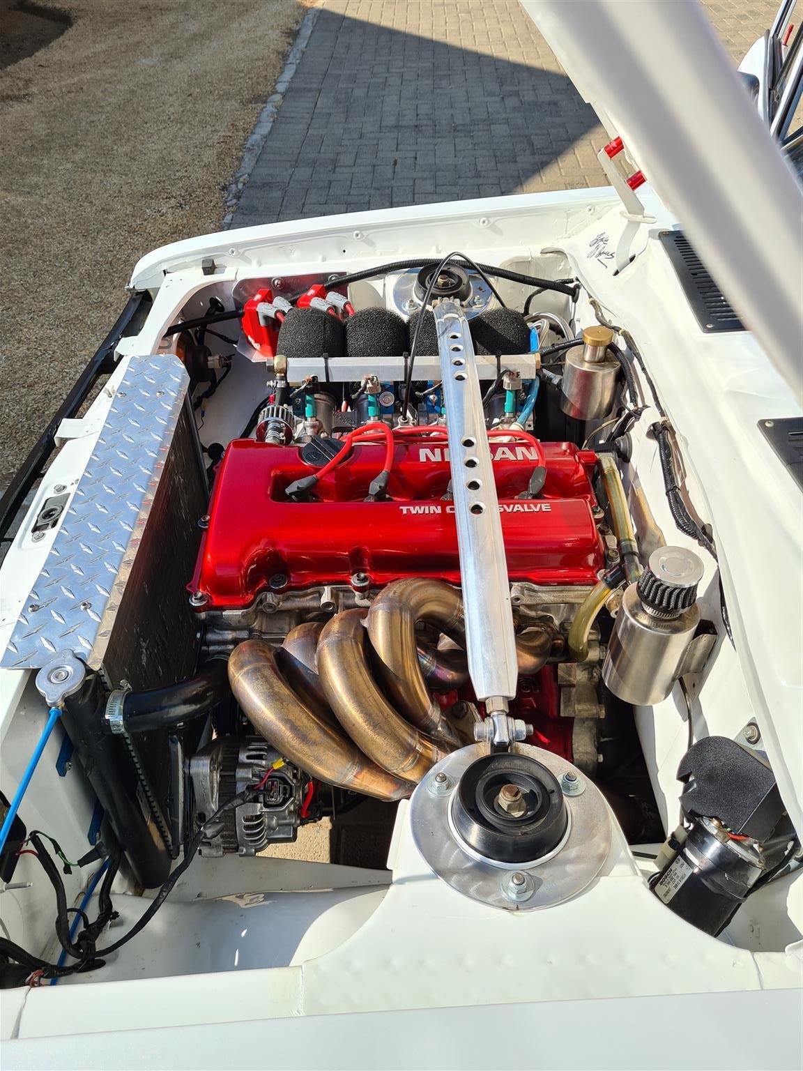 Nissan 1400 Sr20de for sale